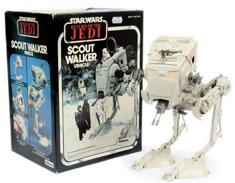 ** Vous Choisissez ** 1983 JABBA le HUTT Playset partie Lot Vintage Star Wars Kenner le retour du Jedi