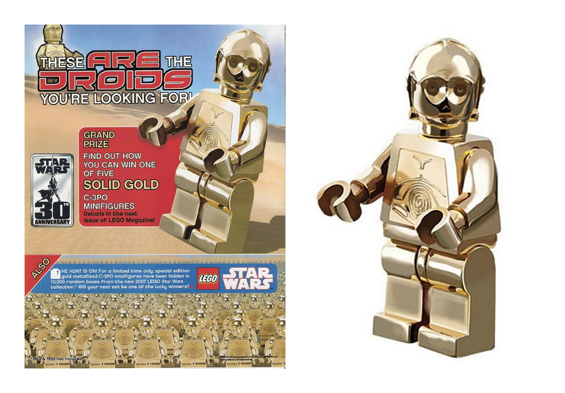 C-3PO or