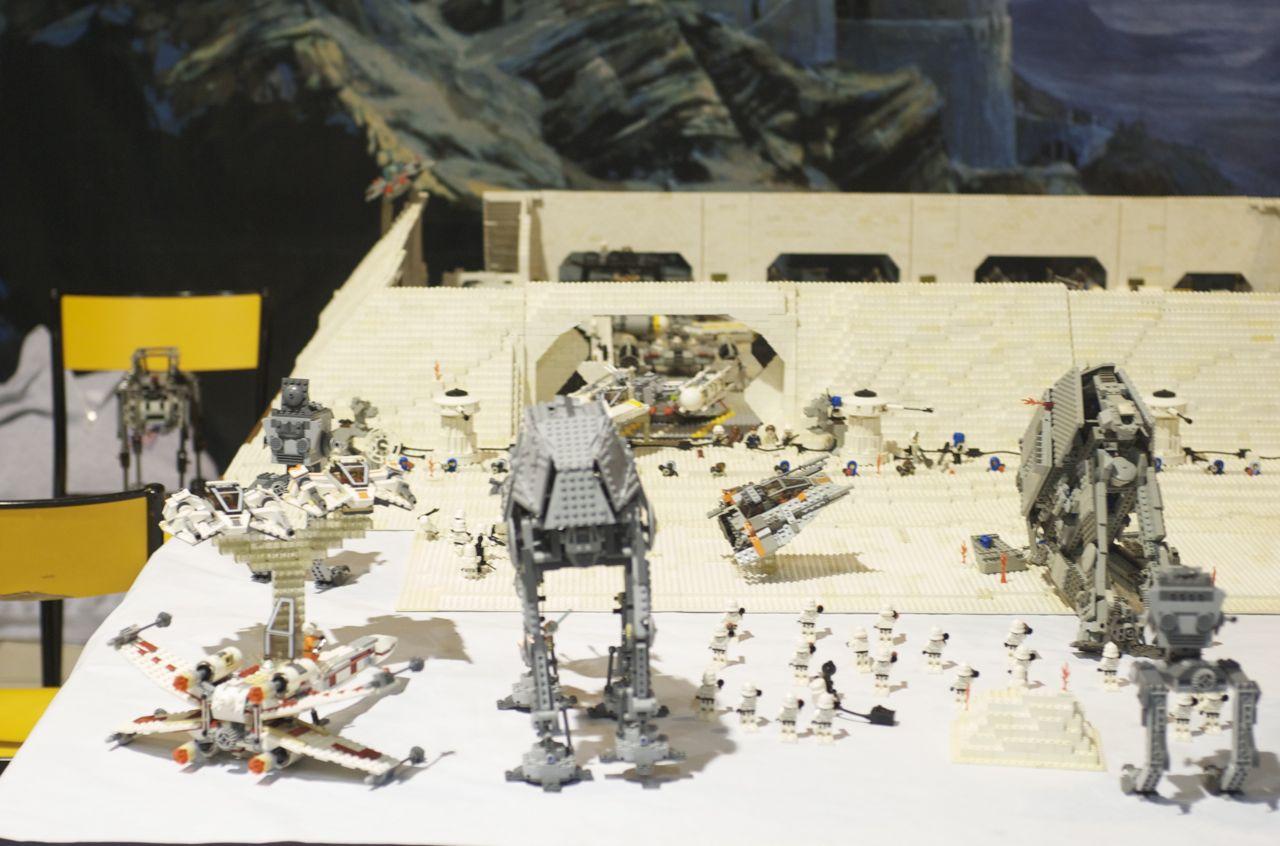 En Bonus Lego Star Wars Universe