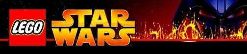 Logo Lego Star Wars 2005