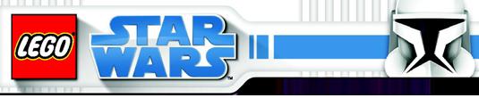 Logo Lego Star Wars 2008