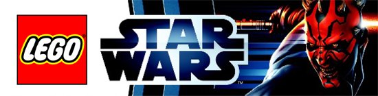 Logo Lego Star Wars 2012