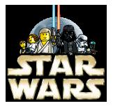 Logo Lego Star Wars Classic