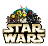 Logo Lego Star Wars Episode 1