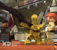 Episode 4 : Escape from the Jedi Temple