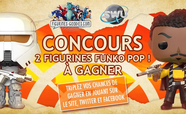 Concours SWU Funko Pop!
