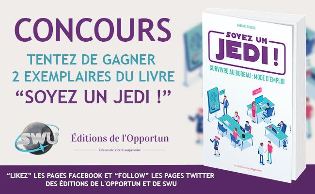 Concours SWU Les Editions de l'Opportun