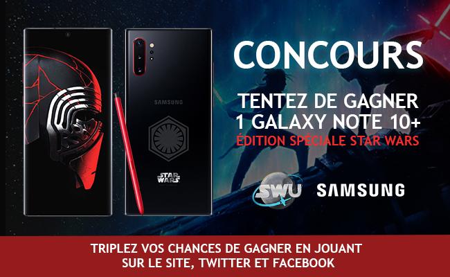 Concours SWU Samsung