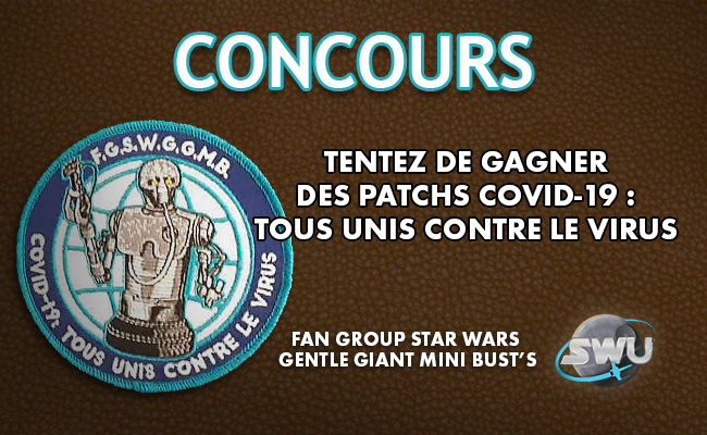 Concours SWU Patchs