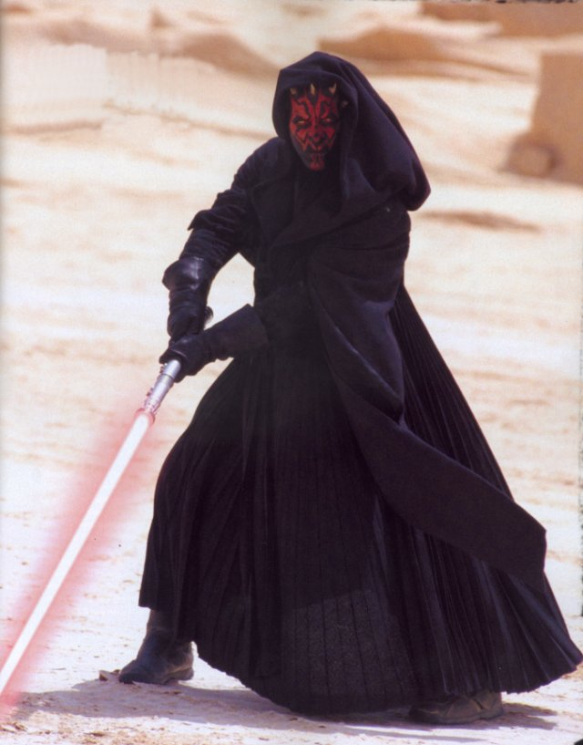 Dark Maul • Tutoriaux de Costumes • Star Wars Universe