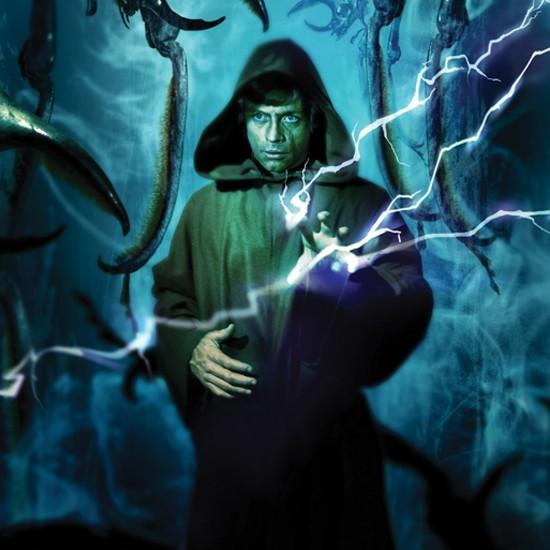 Luke Skywalker et le Potentium