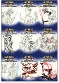 Concepts-art des personnages.