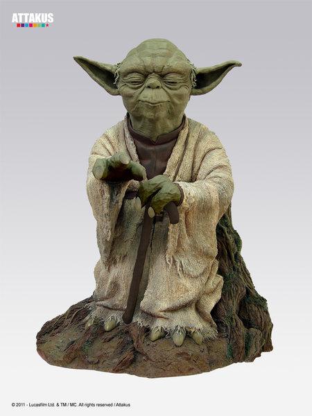 Yoda Lifesize