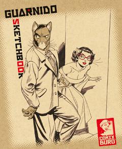Sketchbook Guarnido