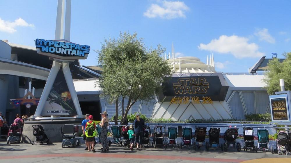 Hyperspace Mountain Anaheim