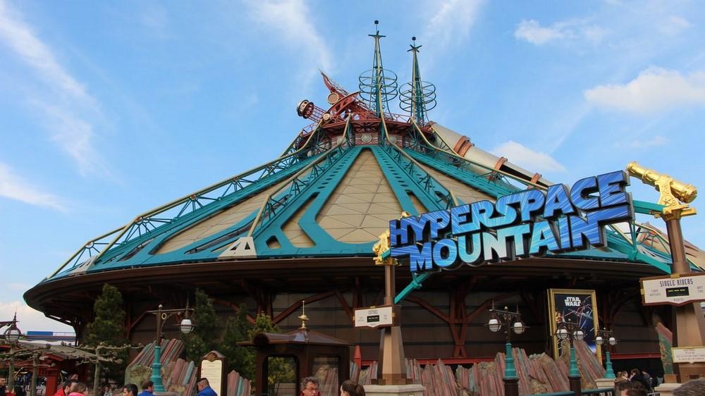 Hyperspace Mountain Paris