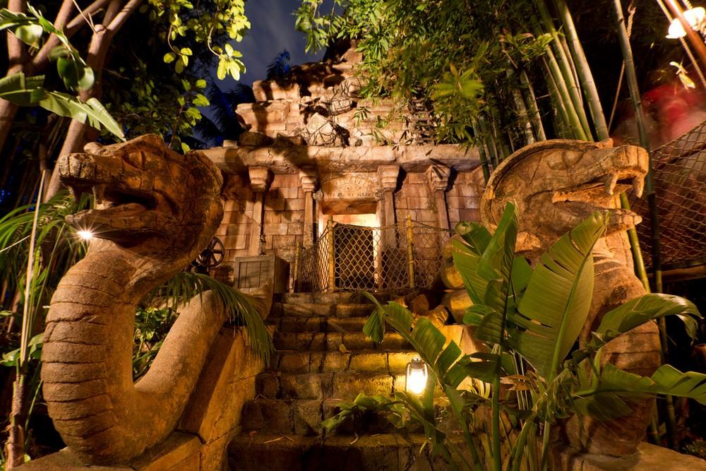 Indiana Jones Temple of the Forbidden Eye