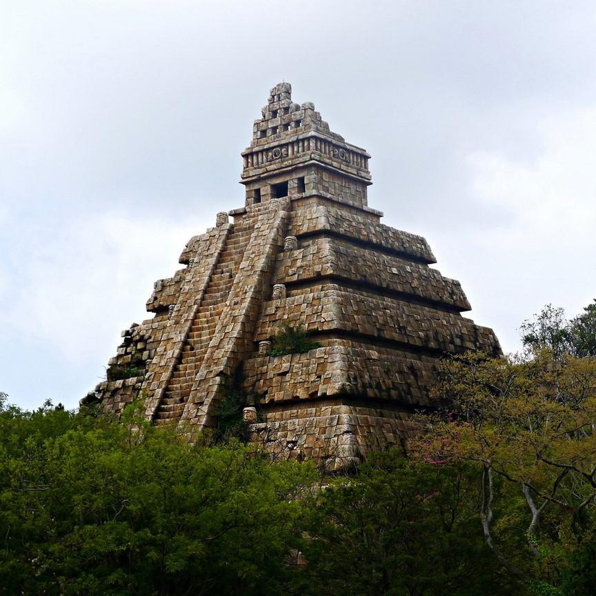 Indiana Jones Temple of the Crystal Skull