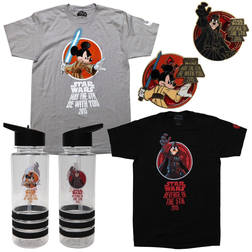 Merchandising May the Fourth