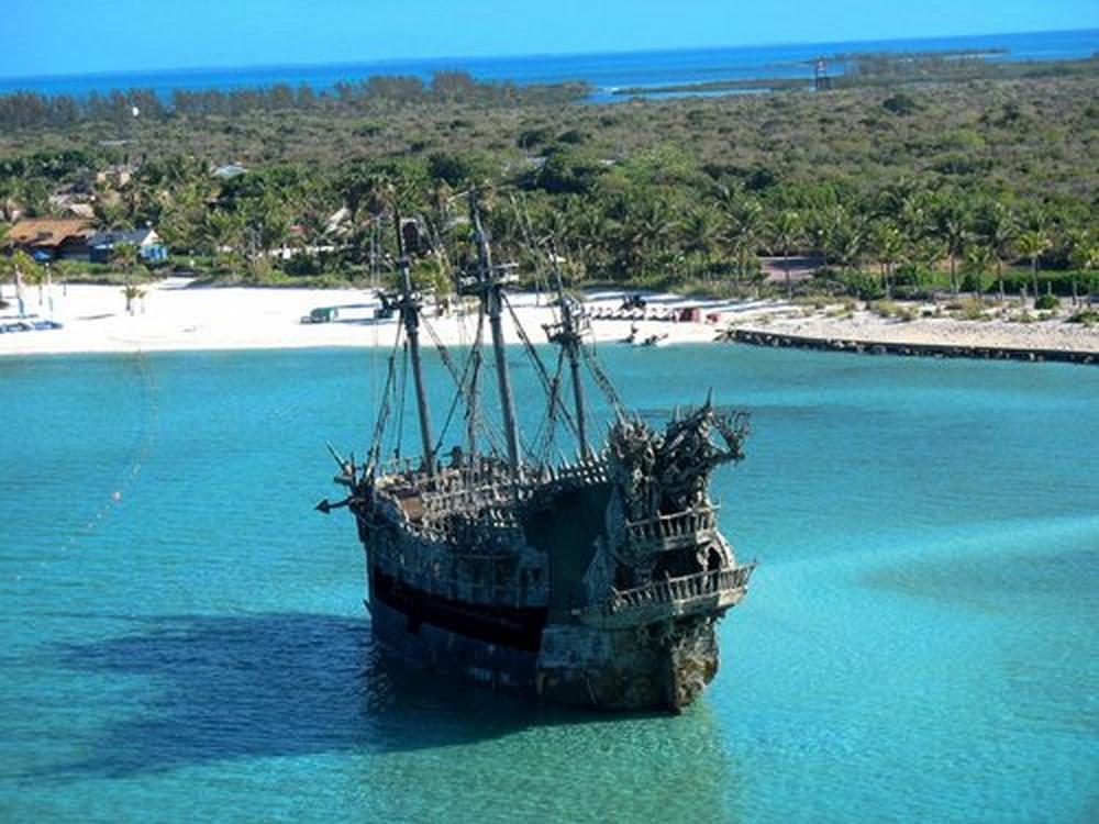 Le Hollandais Volant Castaway Cay