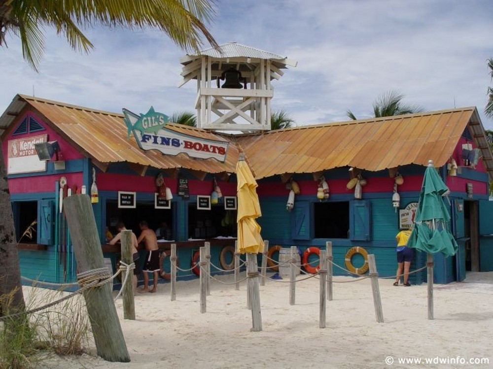 Bar Castaway Cay