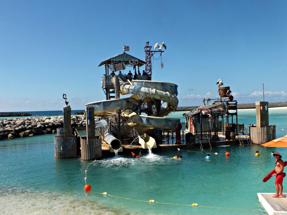 Plaine de jeux Castaway Cay