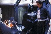 Vader s'amuse avec Han