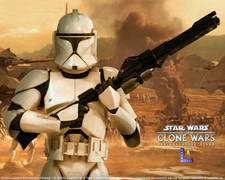 Clone Wars, le jeu