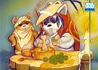 Ewoks Cartoon