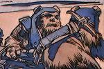 Des Ewoks sur Coruscant dans Dark Empire
