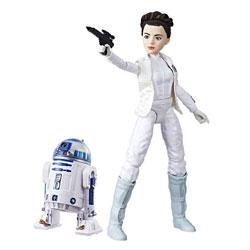 Forces of Destiny Leia & R2-D2