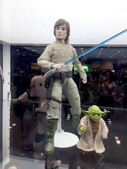 Forces of Destiny Luke Skywalker & Yoda