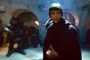 Chez Jabba, les spectateurs de la trilogie découvrent un Luke métamorphosé