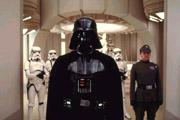 Darth Vader et ses sbires sur la cité des nuages