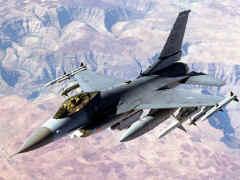 Le F-16 Fighting Falcon, chasseur américain à tout faire