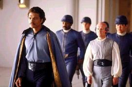 Lando Calrissian a récupéré la mine de Bespin après une partie de Sabbac
