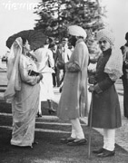 Un maharadjah du début du siècle