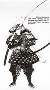 Un Samouraï armé d un Nodachi