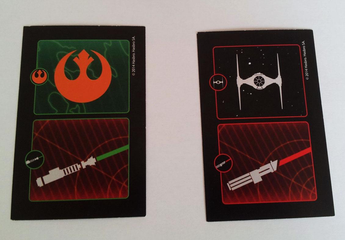 Symboles d'attaques pour le duel