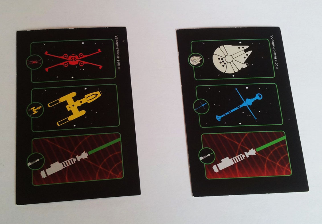 Symboles d'attaques Rebelles