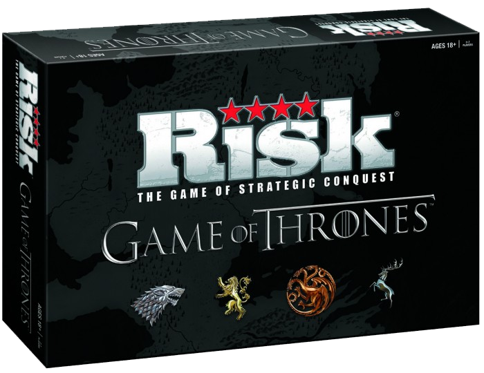 A noter qu'il existe aussi un Risk Game of Thrones