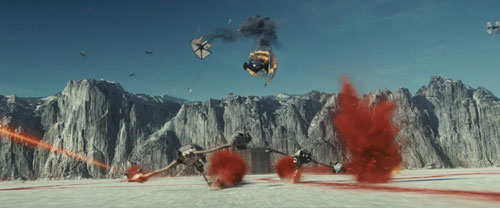 The Battle of Crait