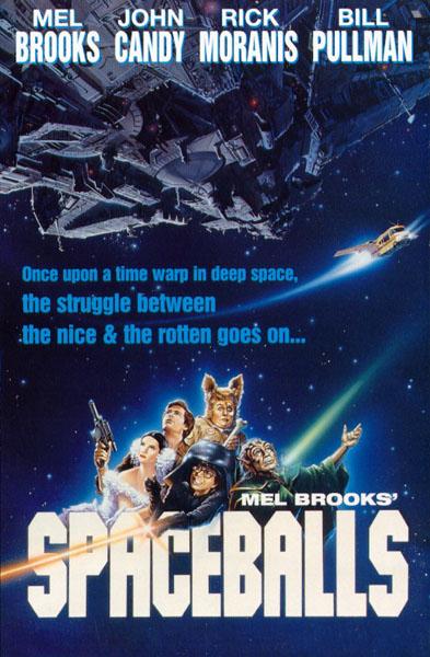 parodie star wars la folle histoire de l'espace