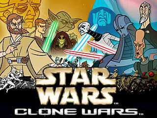 Affiche Clone Wars