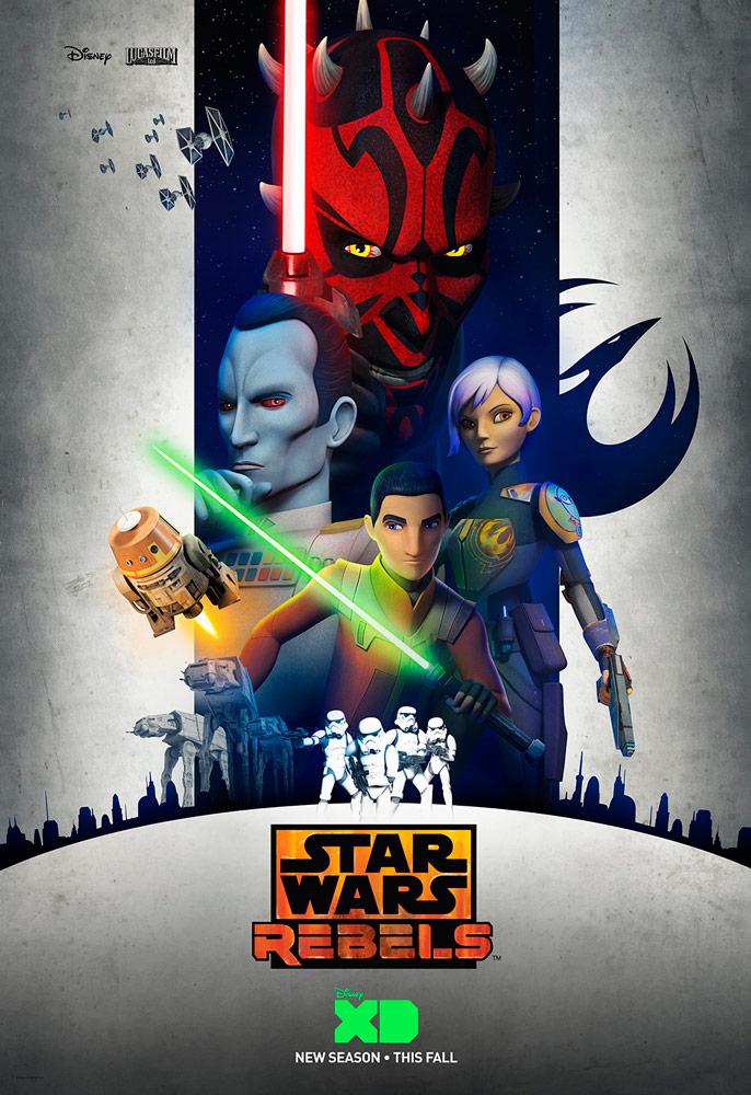 Affiche de la saison 3