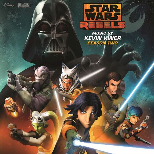 Star Wars: Rebels Season 2 Soundtrack