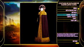 Costume de Paysanne de Padmé