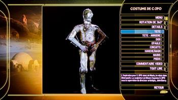 Costume de C3PO