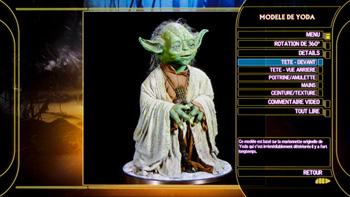 Modèle de Yoda