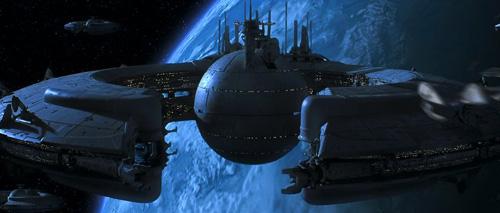 Vaisseau amiral de la fédération
